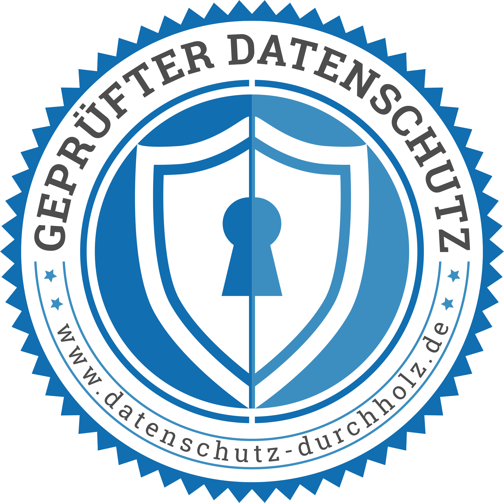 Weiter zum Datenschutzsiegel der Market Plattform Marketing GbR, Berlin